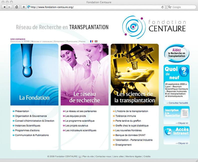 f5fe3ac4036 Angle de Vue agence de conception graphique web et print création de site  internet recherche santé